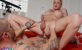 gigantic meat transexual morgan bailey getting deep booty plowed
