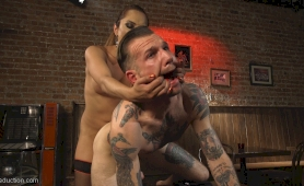 Jessica fox rides and gets fucked