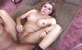 She Loves When Is Fucked From Behind And Laying On Her Back